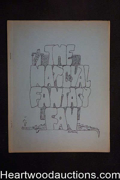 The National Fantasy FanAmateur Press Month (SOFTCOVER)- High Grade