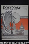 Fantasy Newsletter # 40 by Paul and Susan Allen (editors) (SOFTCOVER)- High Grade