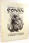 CONAN: The Tower of the Elephant (Folio) by Robert E. Howard Signed 1st ART Fabian (SOFTCOVER)