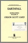Earthfall by Orson Scott Card (Proof)- High Grade