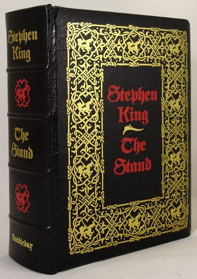 The Stand: The Complete & Uncut Edition by Stephen King Signed LTD Boxed Lettered Copy