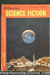 Astounding Science Fiction Nov 1952 1st published sf by Algis Budrys