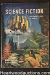 Astounding Science Fiction Dec 1950 Edd Cartier Art