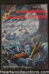 Astounding Science Fiction Nov 1957  Kelly Freas Cvr, Robert Silverberg;  Heinlein
