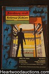 Fantasy and Science Fiction Nov 1952 Philip Dick, Bradbury, Emsh Cvr