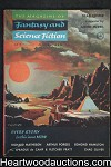 Fantasy and Science Fiction Nov 1954 Richard Matheson, Ed Hamiliton, de Camp, Pratt