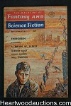 Fantasy and Science Fiction Dec 1961 Issac Asimov, Emsh Cvr