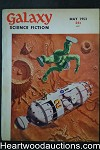 Galaxy Science Fiction May 1953 Simak, Sheckley