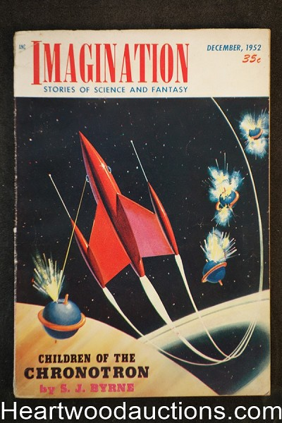 Imagination Dec 1952 Sheckly, Dickson, Knight