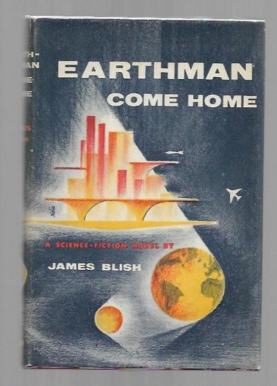 Earthman Come Home by James Blish (Book Club)