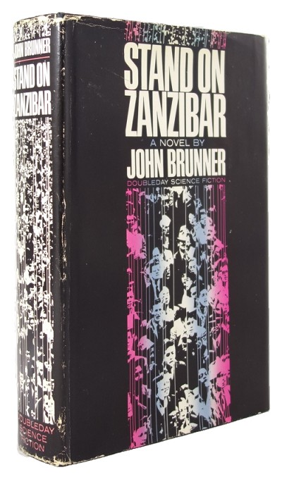 Stand on Zanzibar by John Brunner (Author's copy) First Edition