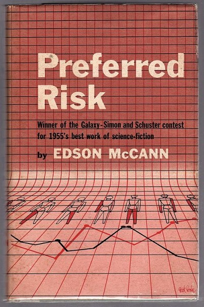 Preferred Risk by Edson McCann (First Edition) Signed