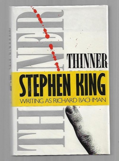 Thinner by Richard Bachman (First Edition)