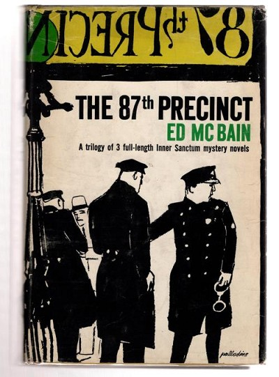 The 87th Precinct by Ed McBain (First Edition)