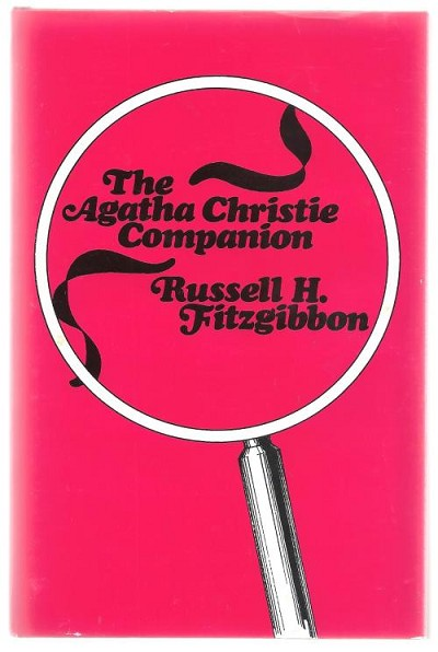 The Agatha Christie Companion by Russell H. Fitzgibbon  (First Edition)