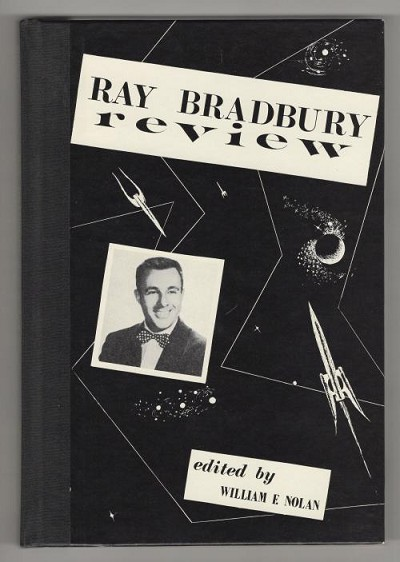 Ray Bradbury Review (First Edition) Signed Copy #111