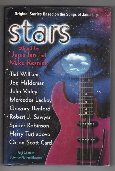 Stars: Original Stories Based on the Songs of Janis Ian (First Edition) Signed