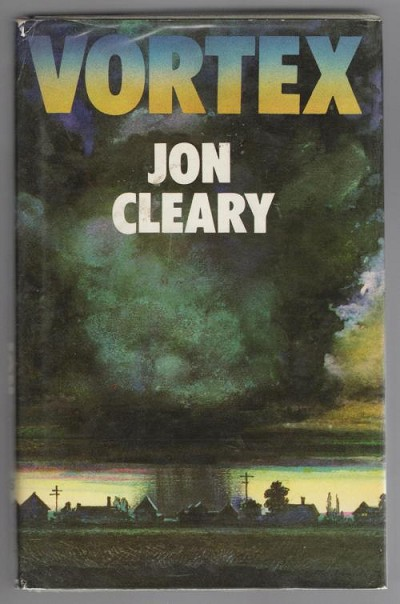 Vortex by Jon Cleary