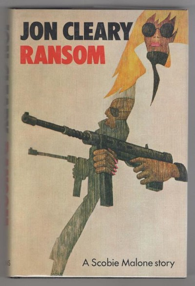 Ransom by Jon Cleary (First Edition)