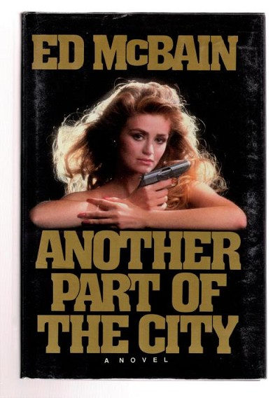 Another Part of the City by Ed McBain (First Edition) Signed