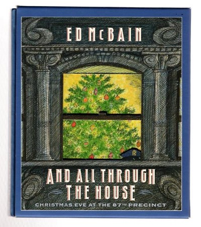 And All Through the House by Ed McBain (First Edition) Signed
