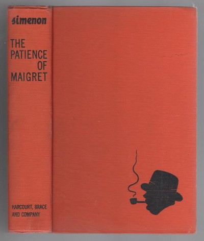 The Patience of Maigret by Georges Simenon (1st U.S. Edition) Haycraft-Queen