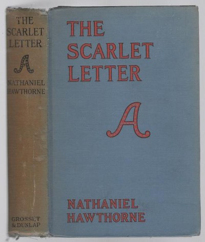 The Scarlet Letter by Nathaniel Hawthorne (Photoplay Edition)