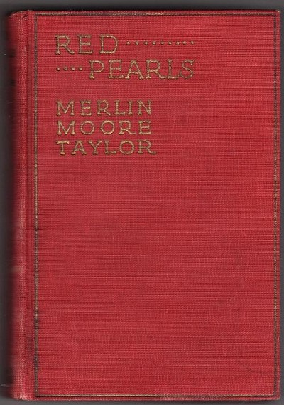 Red Pearls by Merlin Moore Taylor (First Edition)