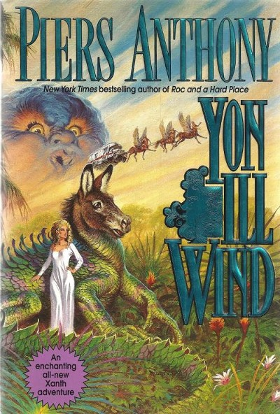 Yon Ill Wind by Piers Anthony (First Edition)