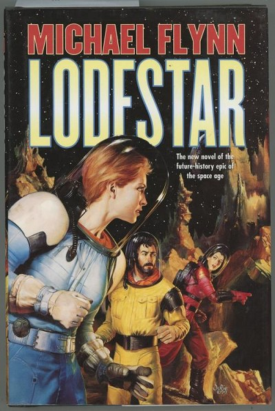 Lodestar by Michael Flynn (First Edition)