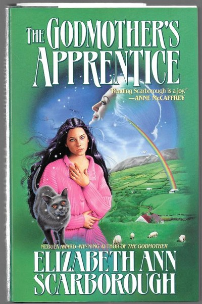 The Godmother's Apprentice by Elizabeth Ann Scarborough (First Edition)