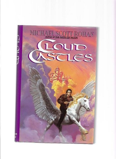 Cloud Castles by Michael Scott Rohan (First Edition)