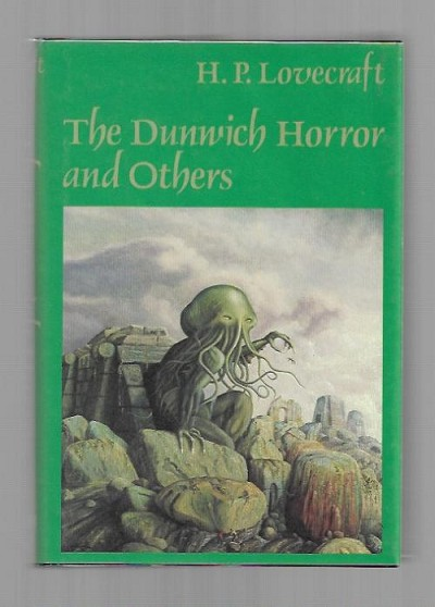 The Dunwich Horror and Others by H. P. Lovecraft