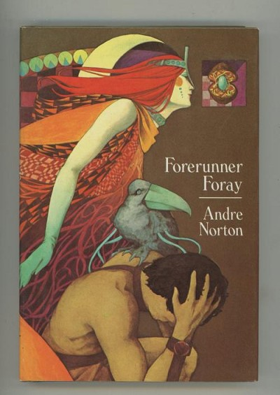 Forerunner Foray by Andre Norton Fine Book Club