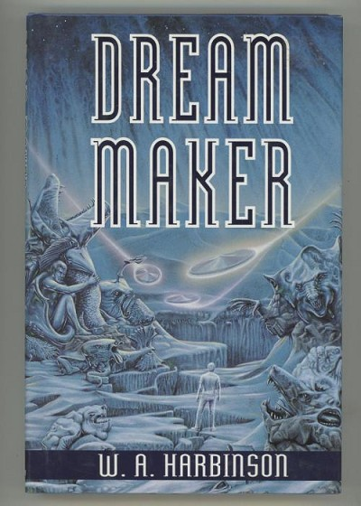 Dream Maker by W. A. Harbinson (First Edition)