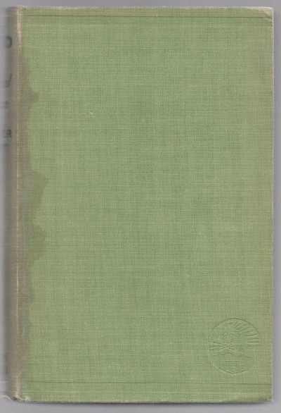 David by S. Fowler Wright (First Edition)