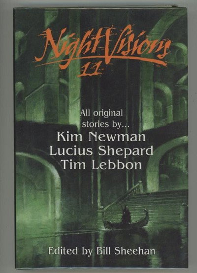 Night Visions 11 by Bill Sheehan