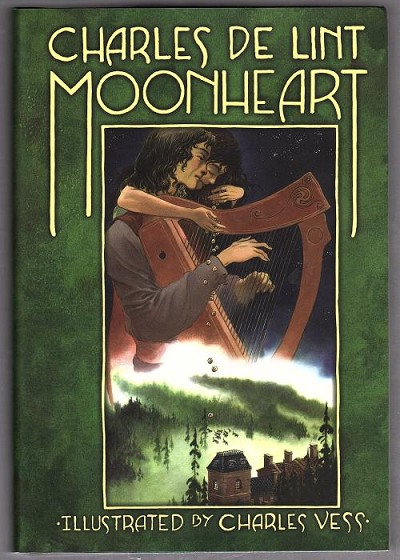 Moonheart by Charles de Lint (Limited Signed Edition)