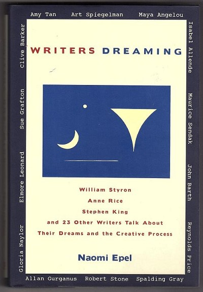 Writers Dreaming by Naomi Epel (First Edition)