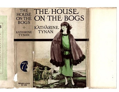 The House on the Bogs by Katharine Tynan (First Edition) Ward Lock File Copy