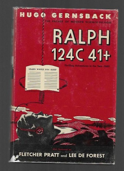 Ralph 124C 41+ by Hugo Gernsback (Second Edition)