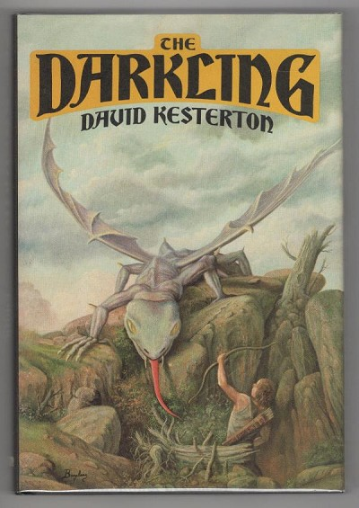 The Darkling by David Kesterton (First Edition)