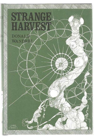 Strange Harvest by Donald Wandrei (First Edition)