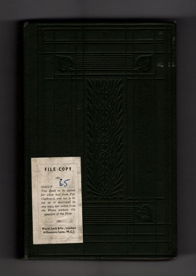 Autocrat of the Breakfast Table by Oliver Wendell Holmes (File Copy)