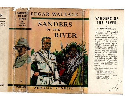 Sanders of the River by Edgar Wallace (New Edition) File Copy