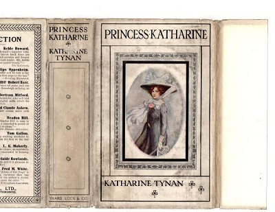 Princess Katharine by Katharine Tynan (First Edition) Ward Lock File Copy