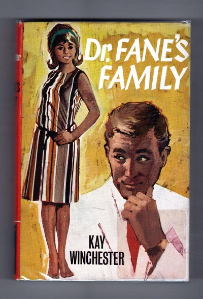 Dr. Fane's Family by Kay Winchester (Ward Lock File Copy)