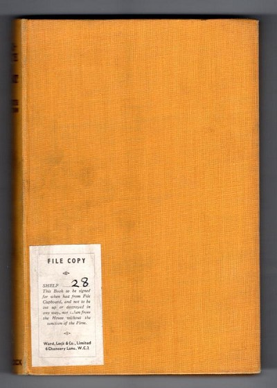 Quartette in A Flat by Elizabeth Margetson (First Edition) File Copy