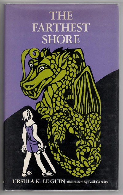 The Farthest Shore by Ursula K. LeGuin (First Edition)