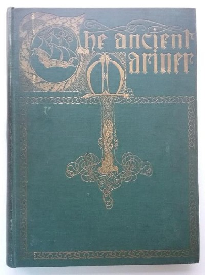 The Rime of the Ancient Mariner by Samuel Taylor Coleridge Willy Pogany Art